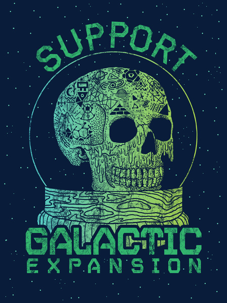 Support Galactic Expansion