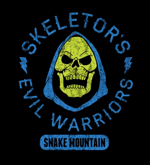 Skeletor's Evil Warriors