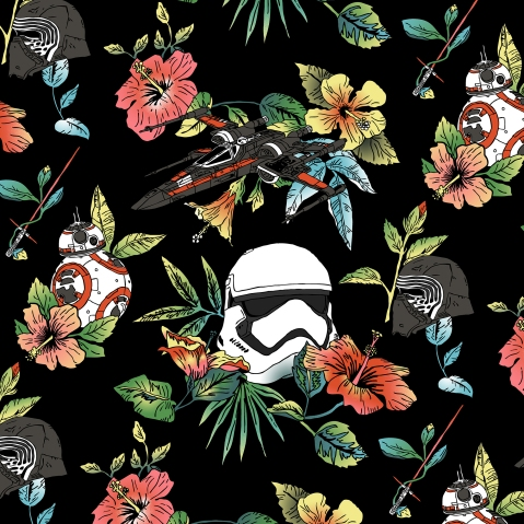 The Floral Awakens